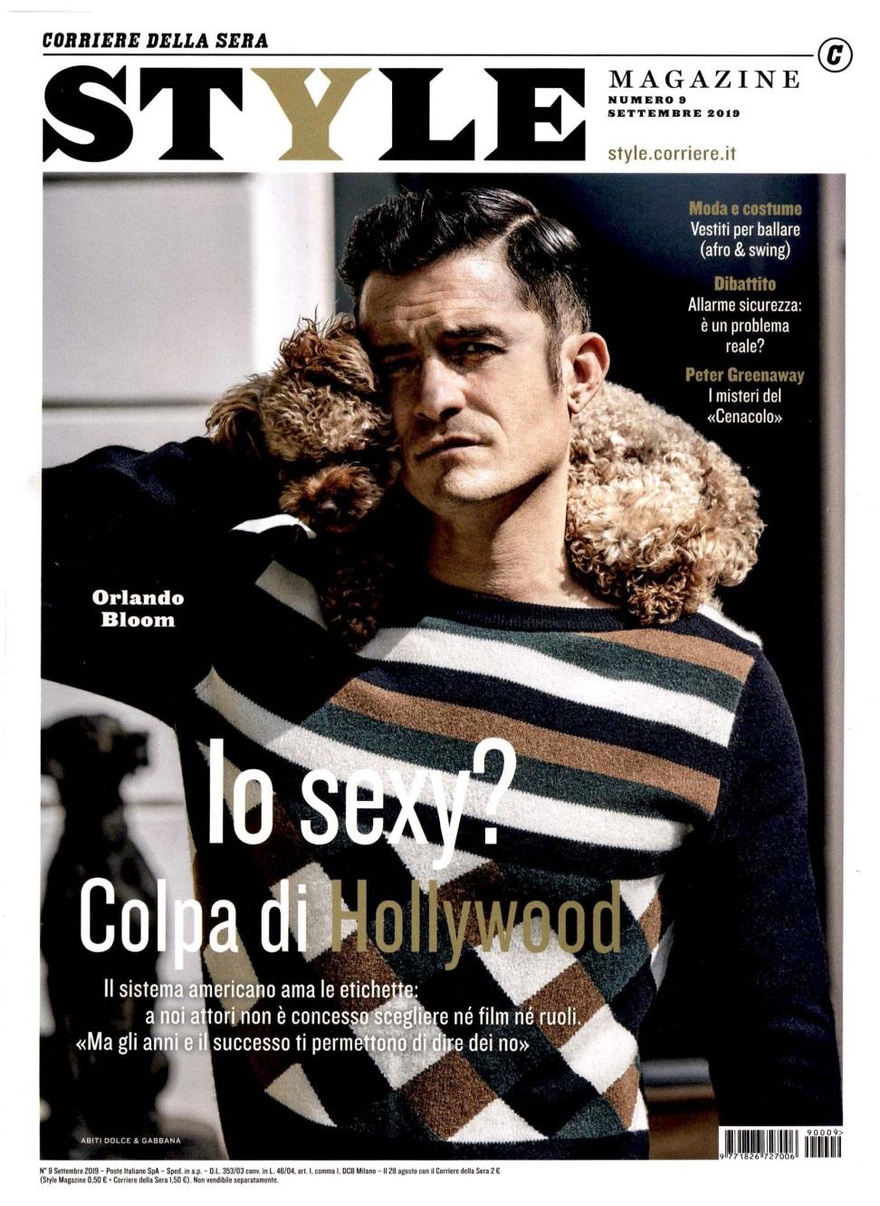 Briglia 1949 – Style Magazine – Settembre 2019