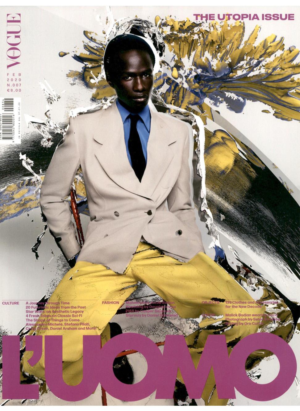 Briglia 1949 – L'uomo Vogue – Gennaio 2020