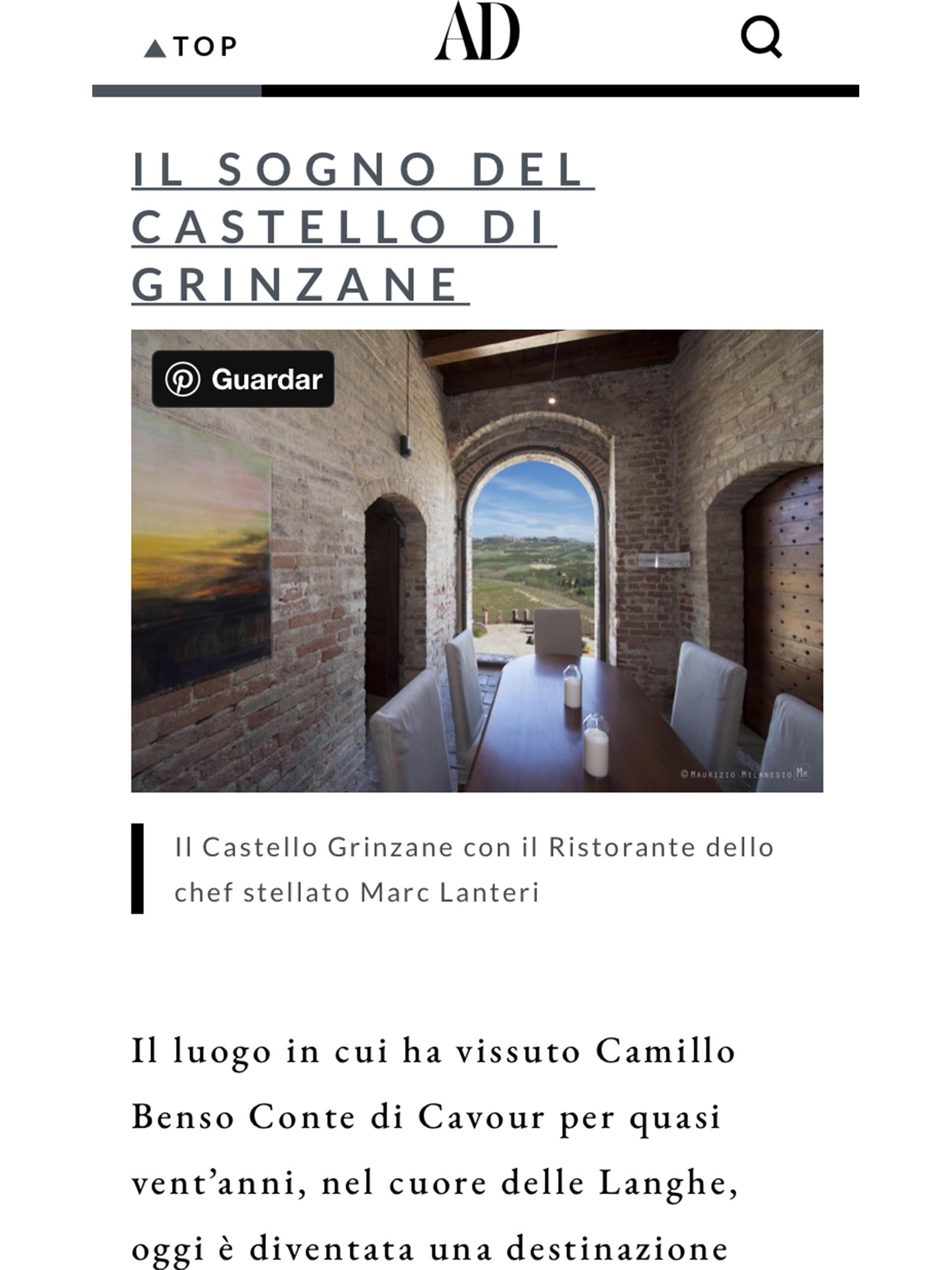 Marc Lanteri – AD Italia – Ottobre 2020