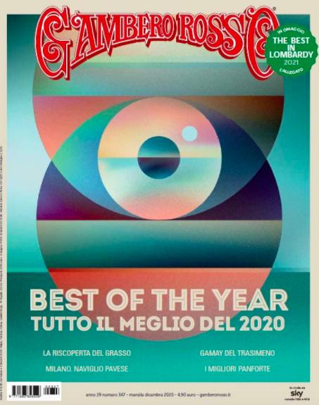 GRAND HOTEL PARKER'S – GAMBERO ROSSO – DICEMBRE 2020