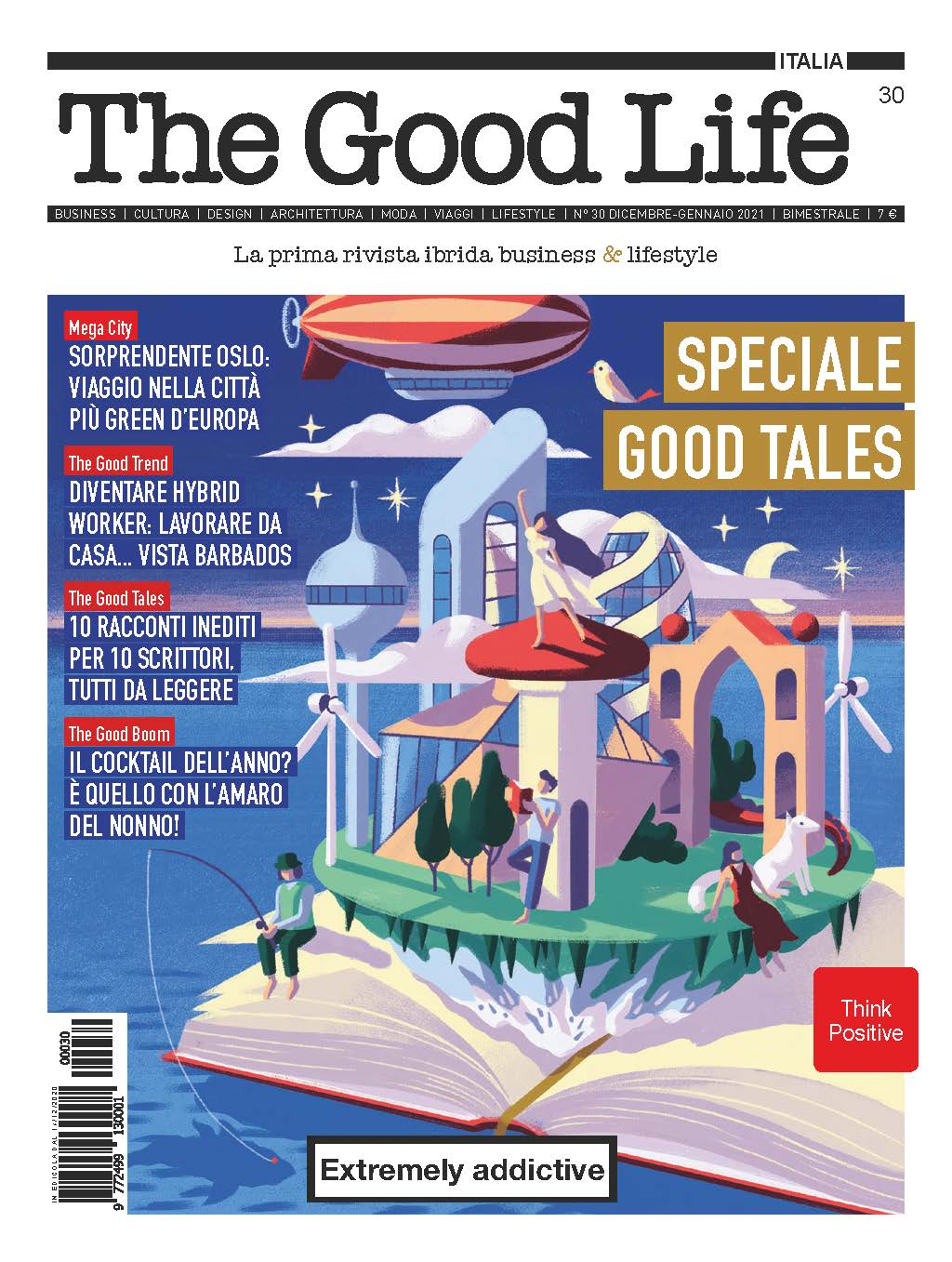 MANFREDI FINE HOTELS COLLECTION – THE GOOD LIFE – GENNAIO 2021