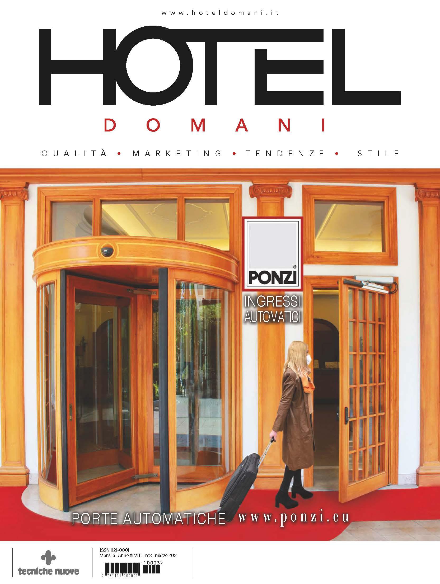 GRAND HOTEL PARKER'S – HOTEL DOMANI  – MARZO 2021