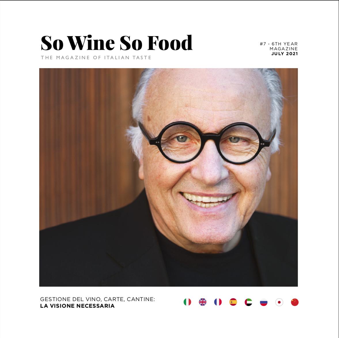 ART HOTEL VILLA FIORELLA – SO WINE SO FOOD – GIUGNO 2021